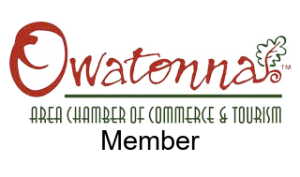 Member of the Owatonna Chamber of Commerce